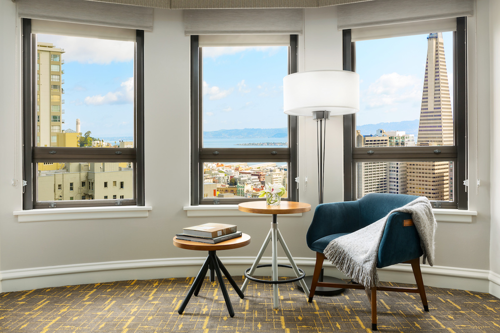 Redesigned Room with View