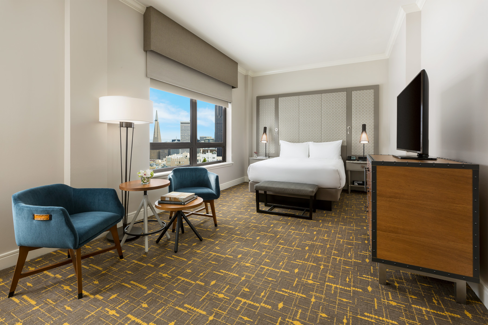 Redesigned View Room