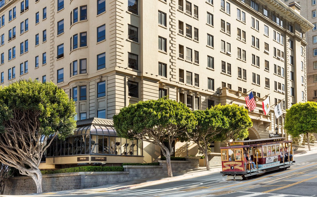 Boutique Hotels in San Francisco | Stanford Court Hotel