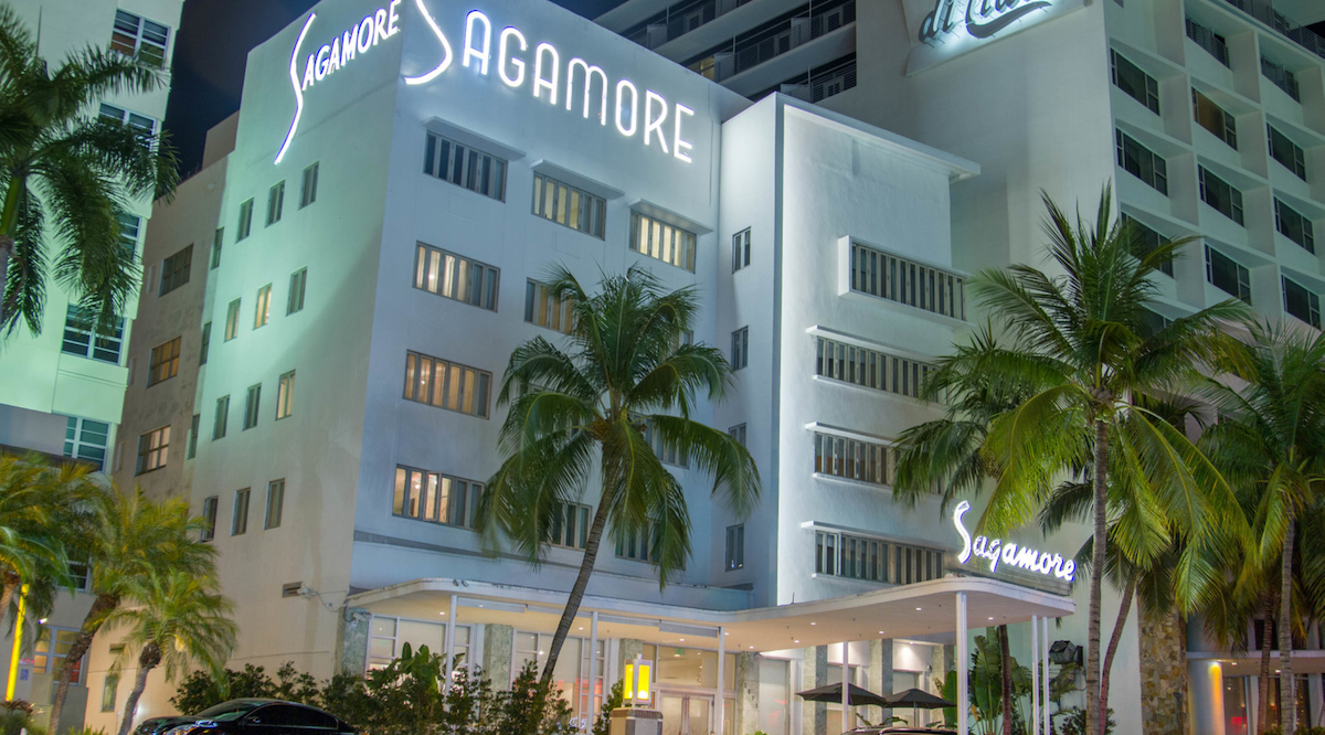 Sagamore Hotel Miami Exterior
