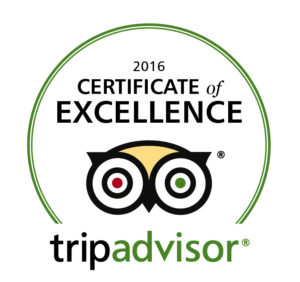 Our Serviced Apartments earn a Certificate of Excellence!