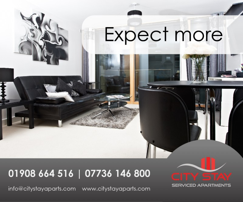 Serviced Apartments – More space, more freedom, more facilities, more value than any hotel