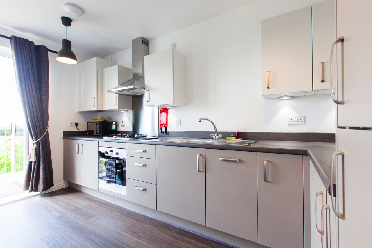 Another New Serviced Apartment In Milton Keynes