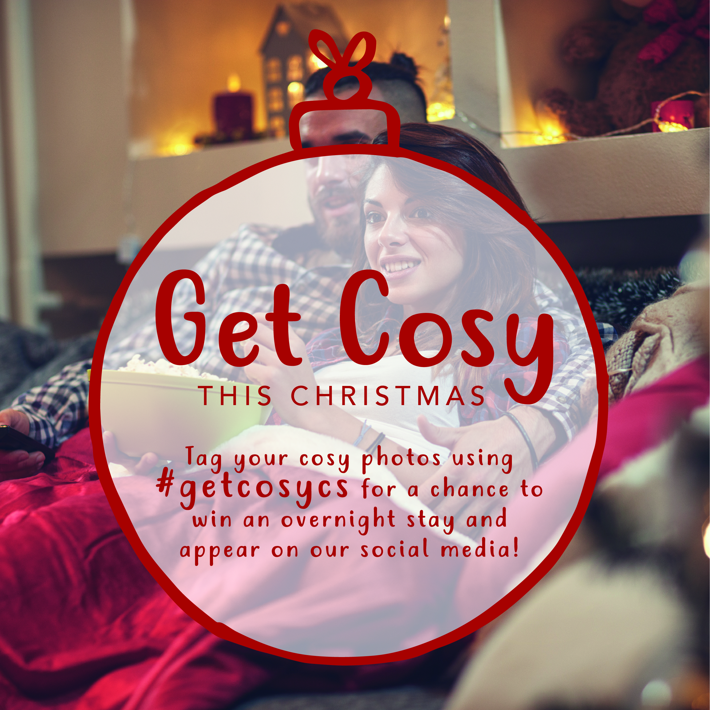 Get Cosy with City Stay Apartments! - Competition
