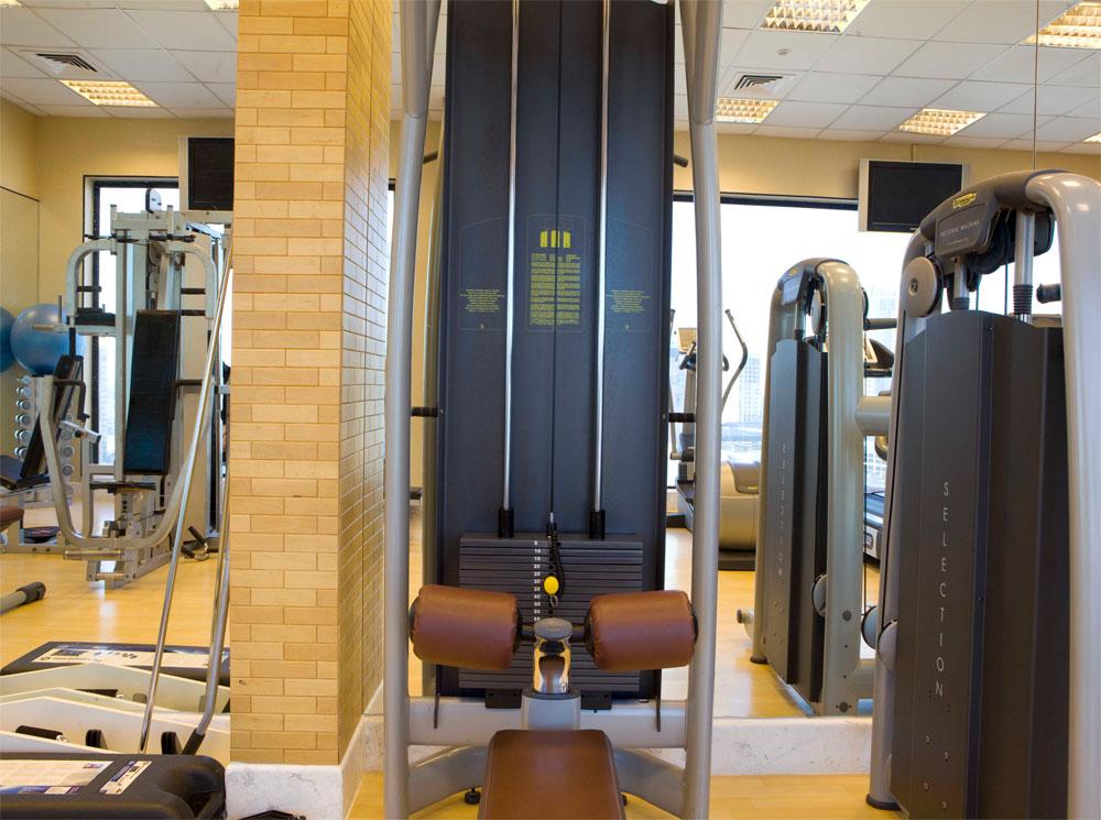 Elite Grande gym