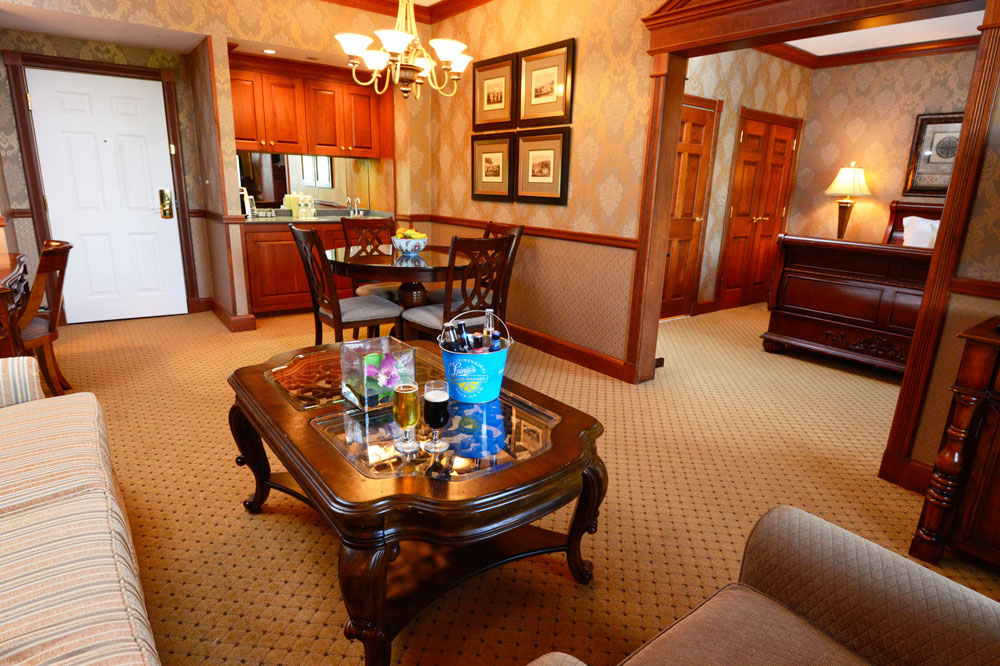 George Washington Suite