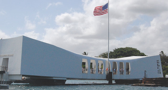 Pearl Harbor / USS Arizona Memorial