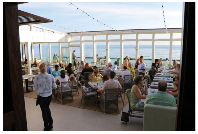 The Deck & Driftwood Kitchen OC's BEST OceanView Restaurants