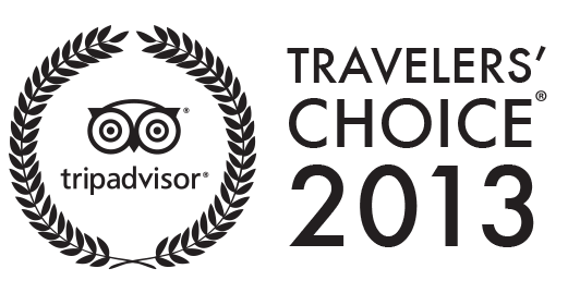 CRISTAL HOTELS & RESORTS 2013 TRIPADVISOR TRAVELLERS' CHOICE HOTEL AWARDS