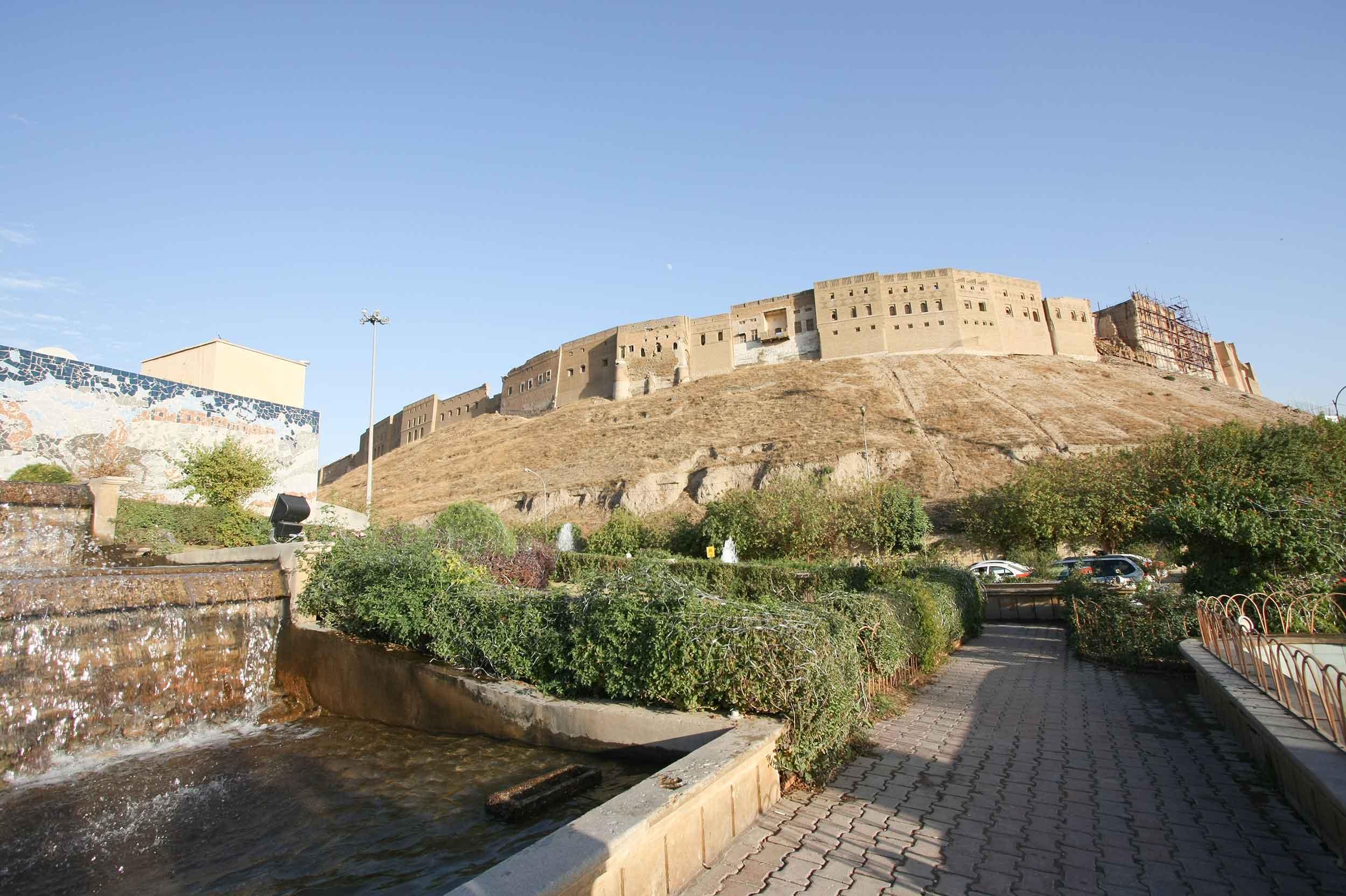 Cristal Erbil Hotel