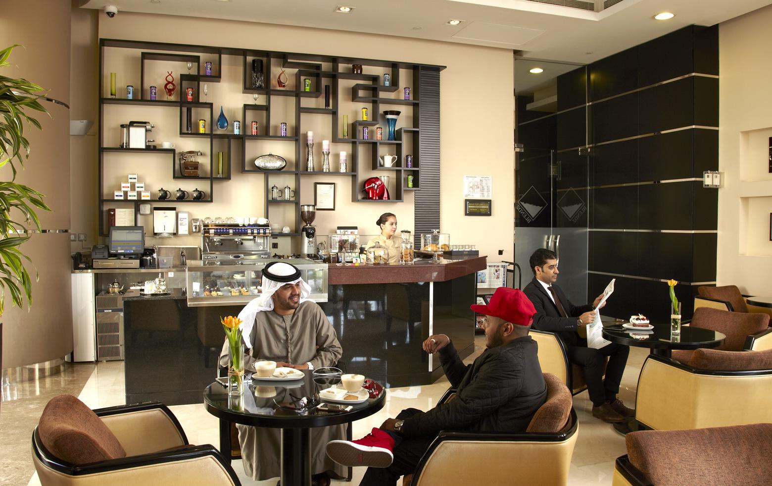 Blendz Lobby Cafe