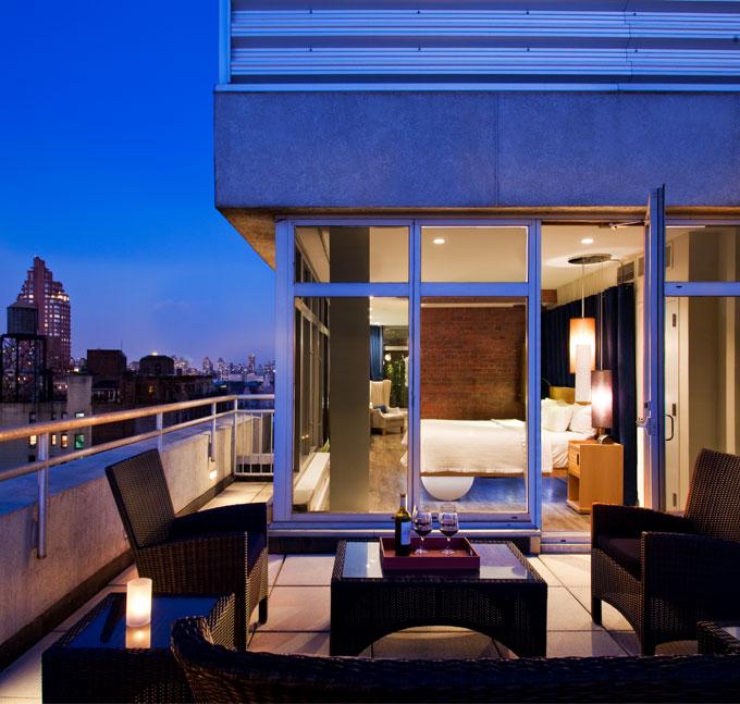 Suite-Balcony
