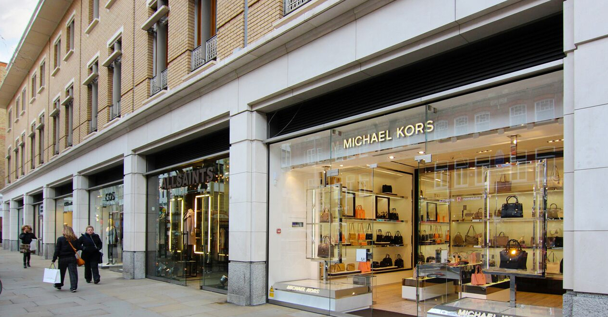 Michael Kors on King's Road, Chelsea