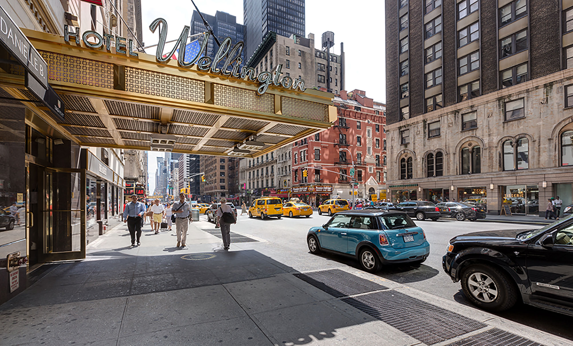 Wellington Hotel New York City | Central Manhattan Hotel