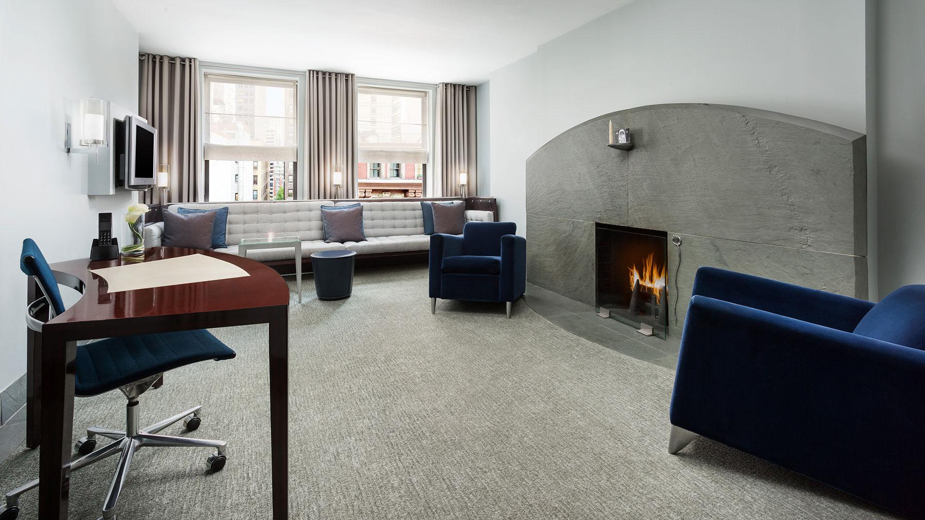 City View Alcove Suite