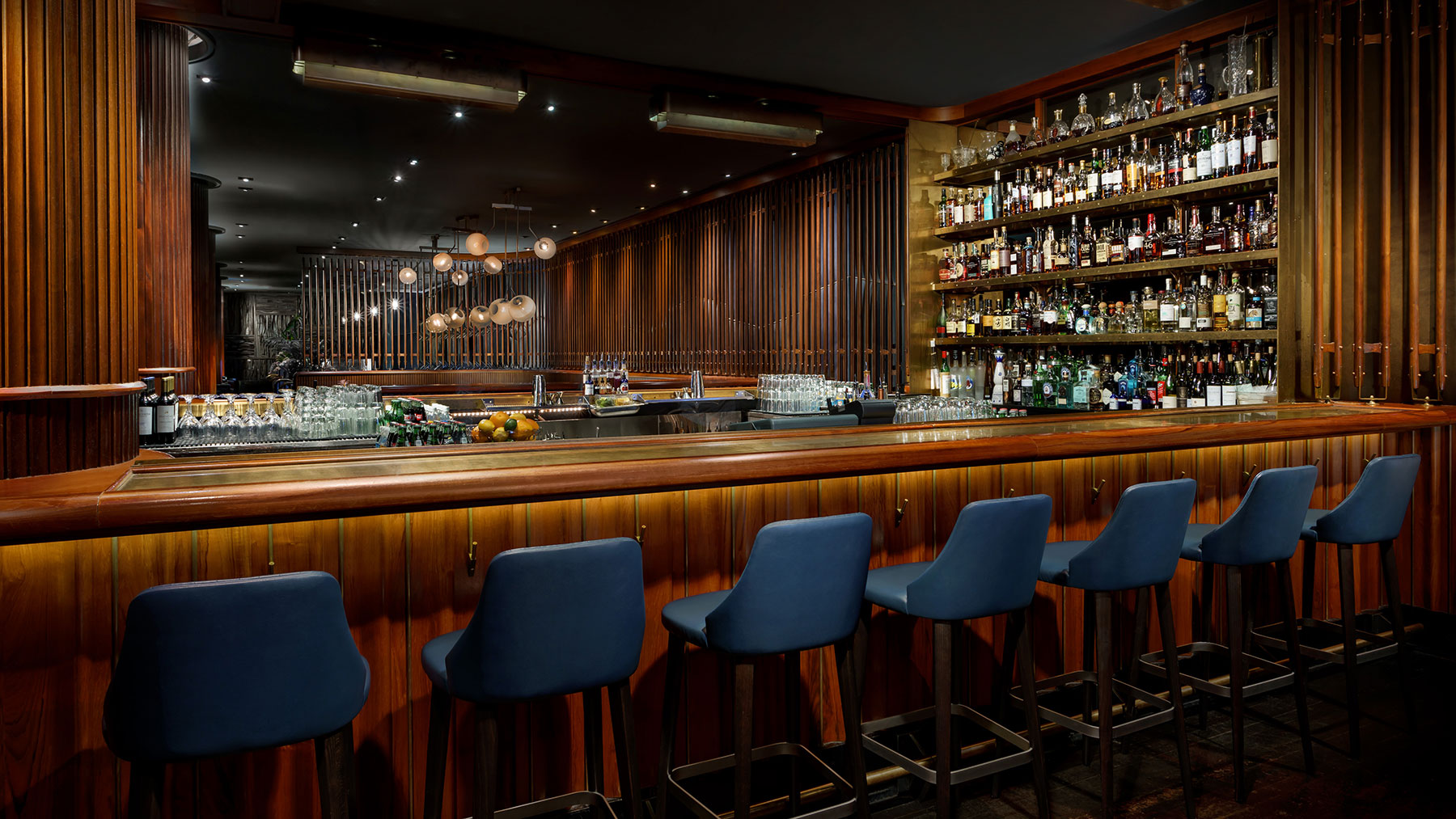 Drinks - Bar 44
