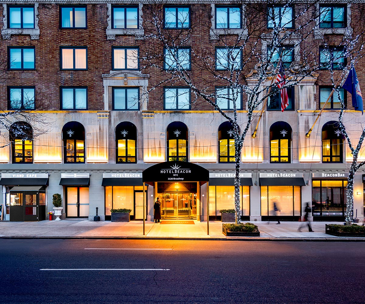 Upper West Side Hotels The Hotel Beacon Nyc