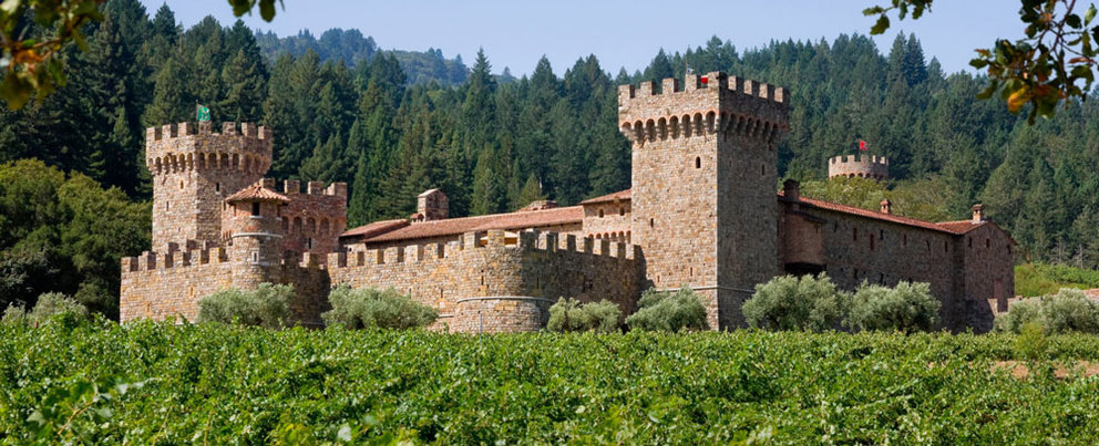 Castello Di Amorosa is One of the Most Amazing Napa Valley Wineries