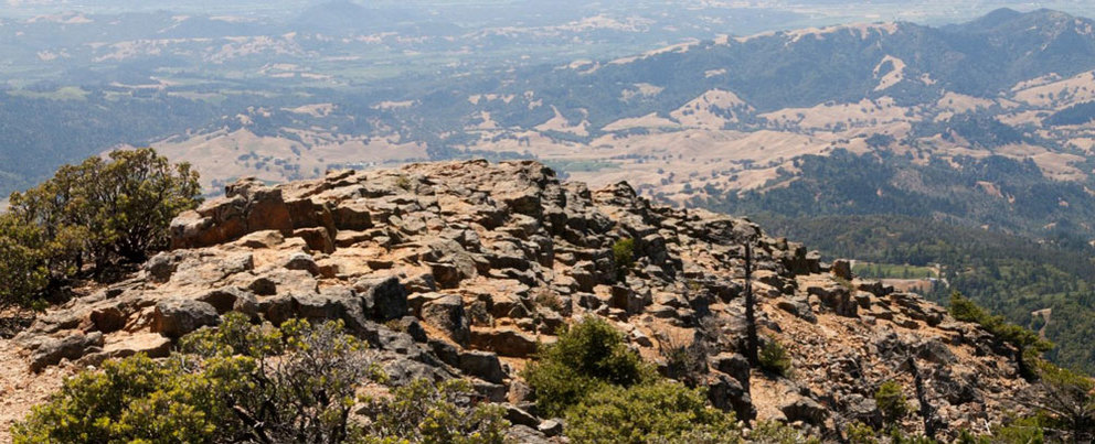 5 of the Best St. Helena Hiking Trails