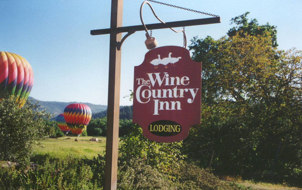 My Start at Wine Country Inn & Cottages: A New Excerpt from My Book