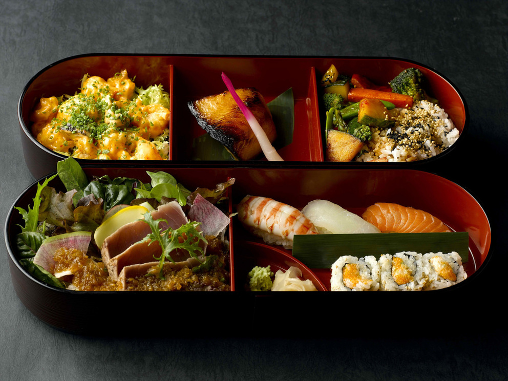 Bento: the infamous Japanese Lunch Box