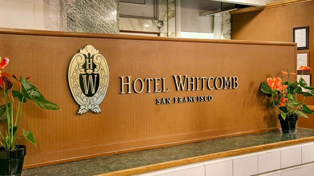 San Francisco Hotels | Hotel Whitcomb in San Francisco
