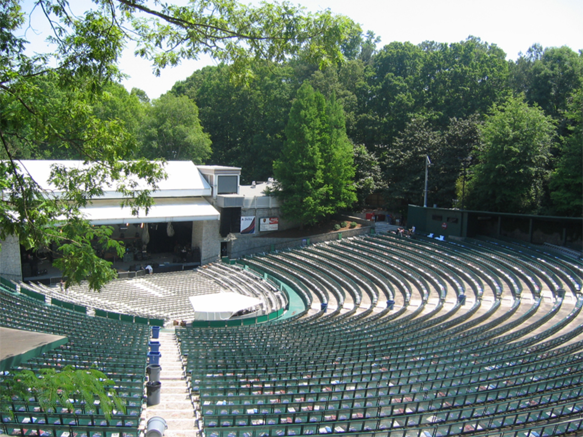 Cadence Bank Amphitheater at Chastain Park