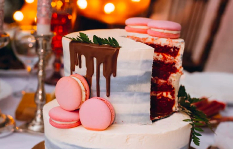 Top 5 Wedding Cake Trends