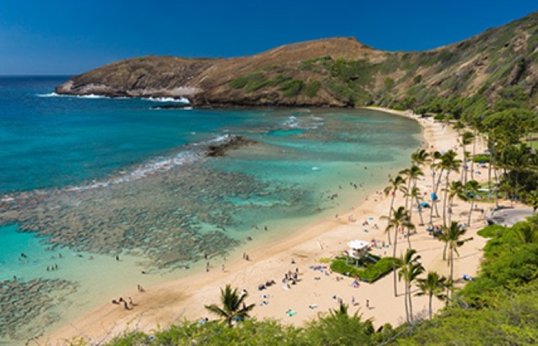 Snorkeling at Hanauma Bay