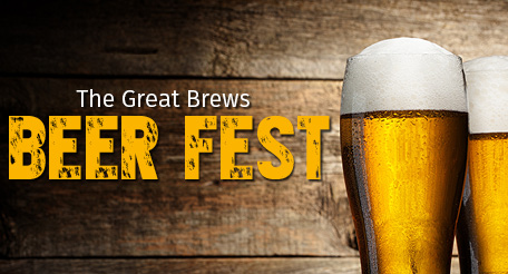 28th Annual Great Brews Beer Festival