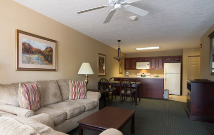 Split Rock Resort Willowbrook Two Bedroom