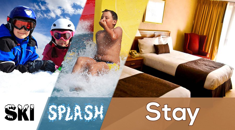 Ski, Splash & Stay