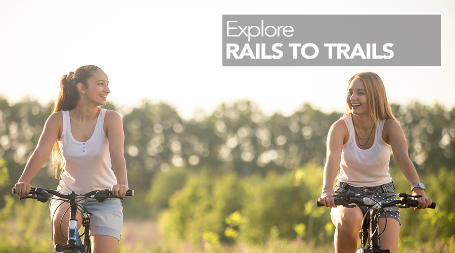 Rails to Trails Package