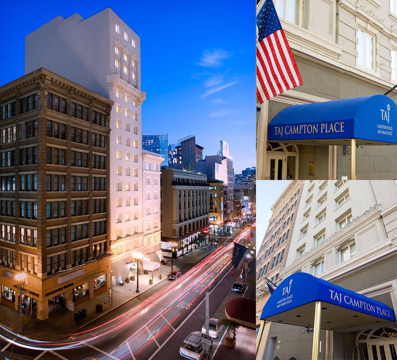 Taj Campton Place San Francisco | Luxury San Francisco Hotel