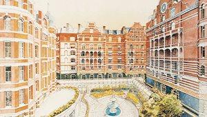 <h5>ST. JAMES' COURTYARD<br />St. James' Court, A Taj Hotel, London</h5>