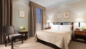 <h5>ROOMS<br />Classic Double Room at St. James' Court, a Taj Hotel</h5>