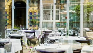 <h5>BANK WESTMINSTER<br />Conservatory dining in London SW1</h5>