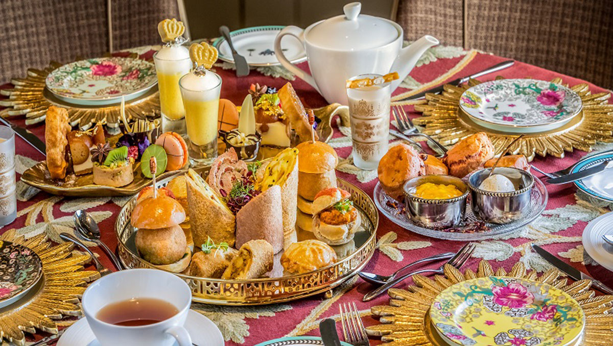 Jamine Indian Afternoon Tea