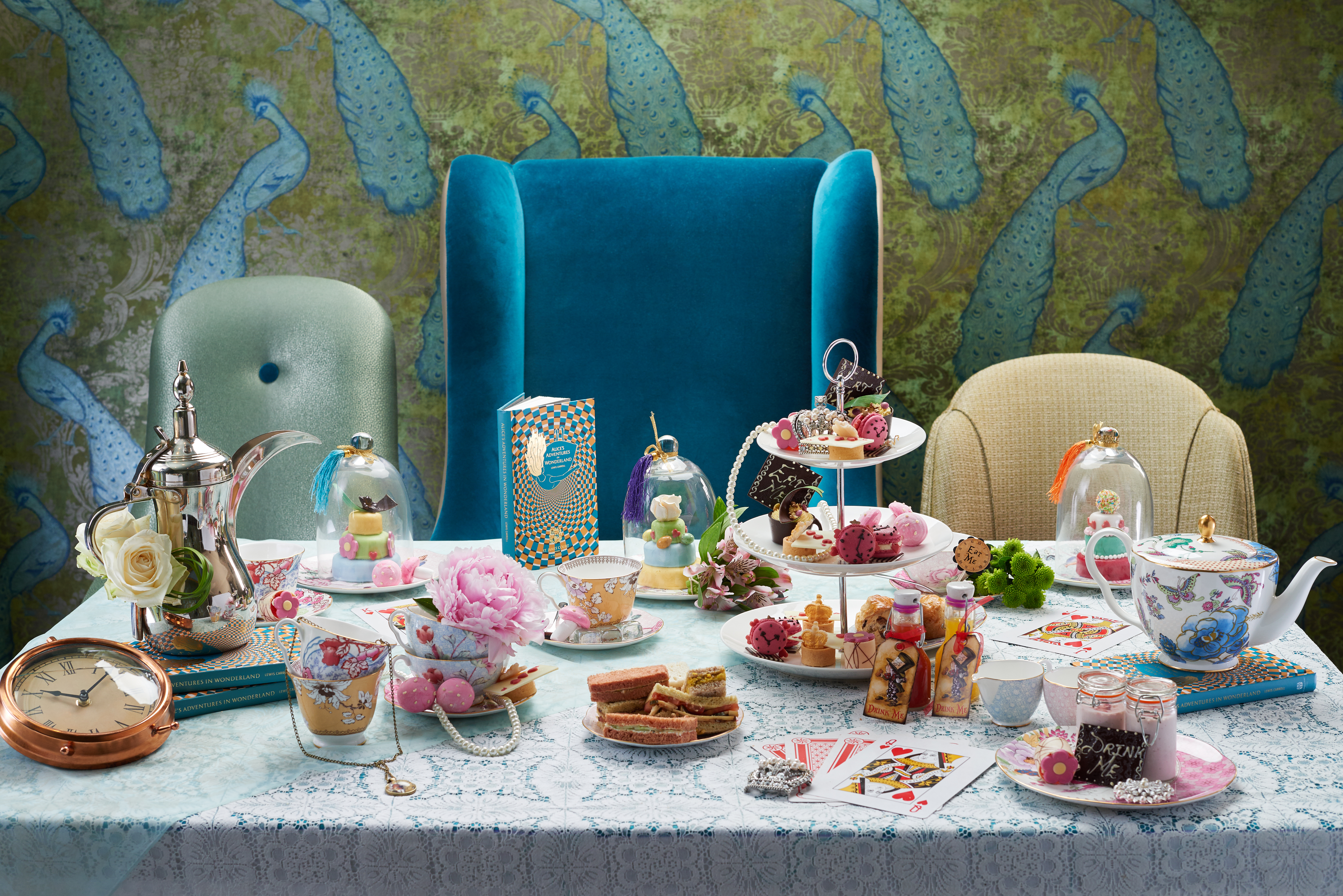 Afternoon Tea In Central London Luxury Fine Dining