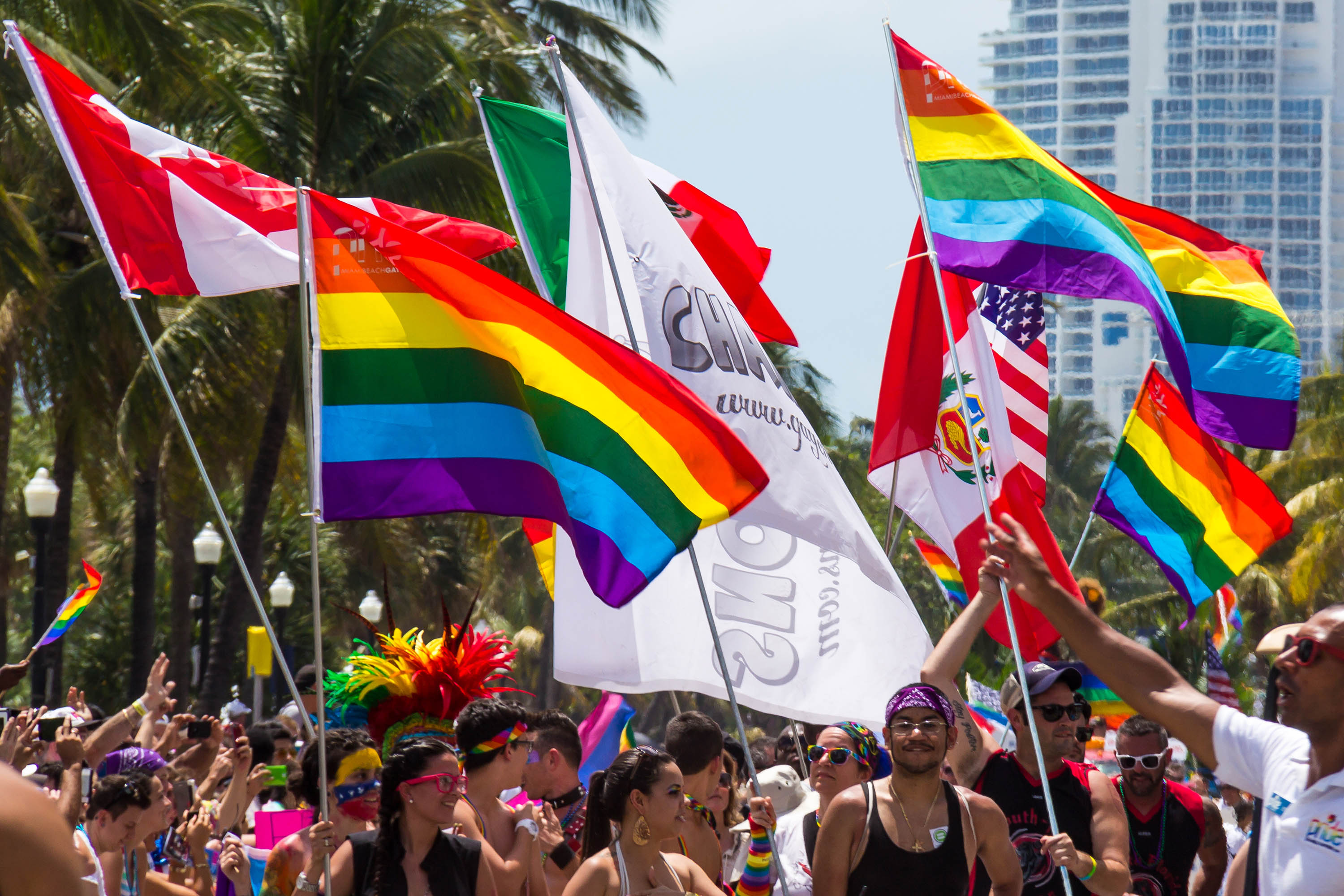 Miami Beach Pride 2017 - #WherePrideHappens