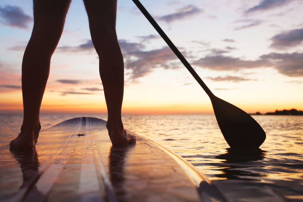 Where to Stand Up Paddle Board in Miami