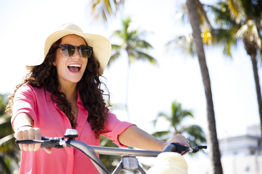 Our Favorite Bike-able Spots in SoBe - on our Martones, of course