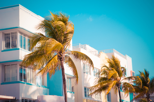 Everything Art Deco in South Beach