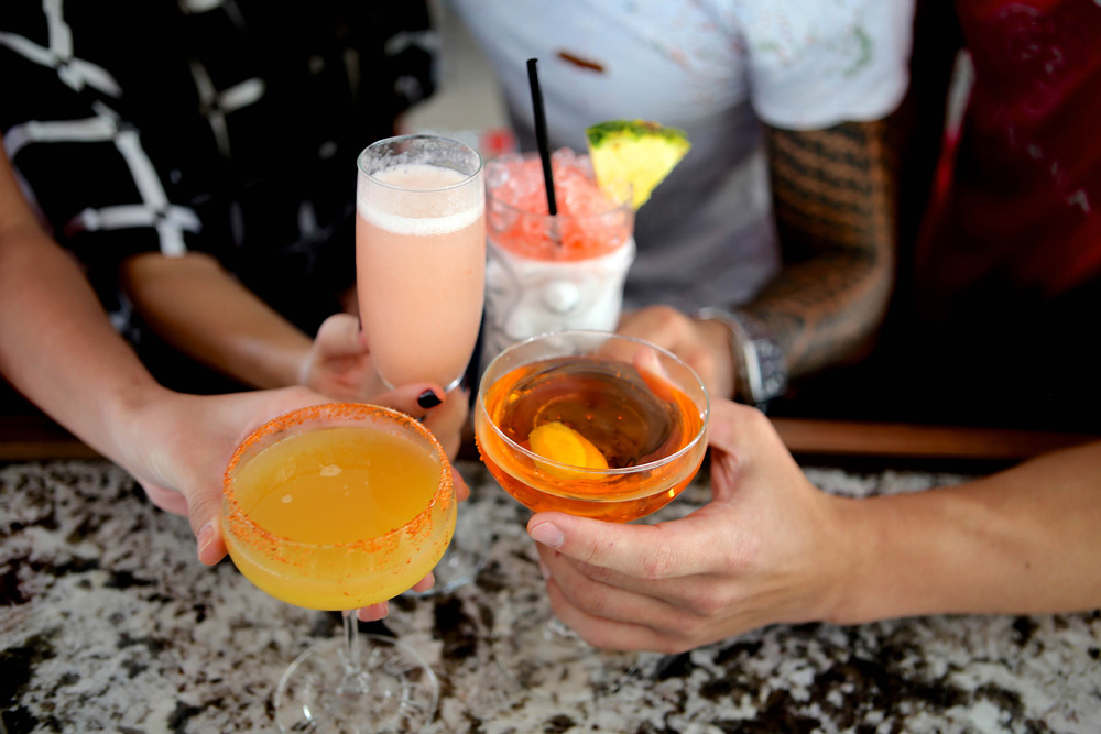 3 Drinks You Need to Try at Swizzle
