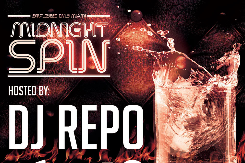 Dance Your Heart out at Midnight Spin, Hosted by EO Miami & WPH