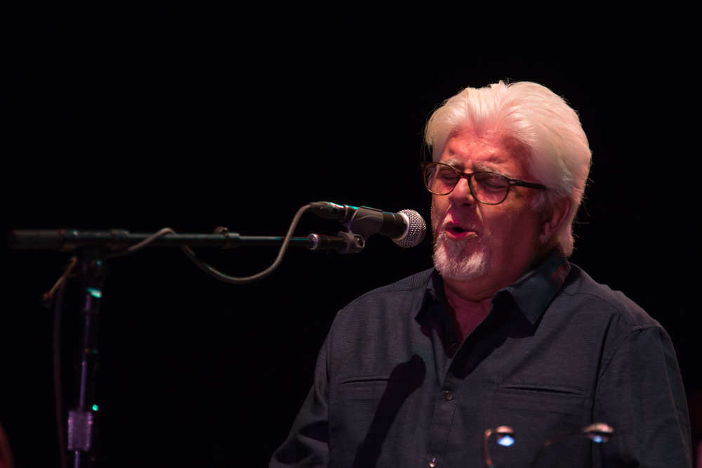 Michael McDonald at the Sunset Green