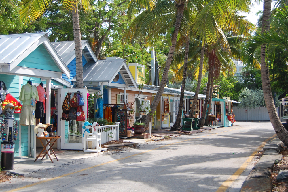 A Look at Key West's Colorful Bahama Village