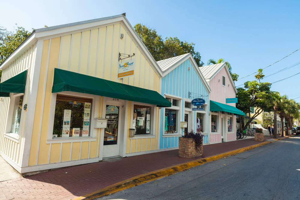 Shopping in Key West – Christmas Edition