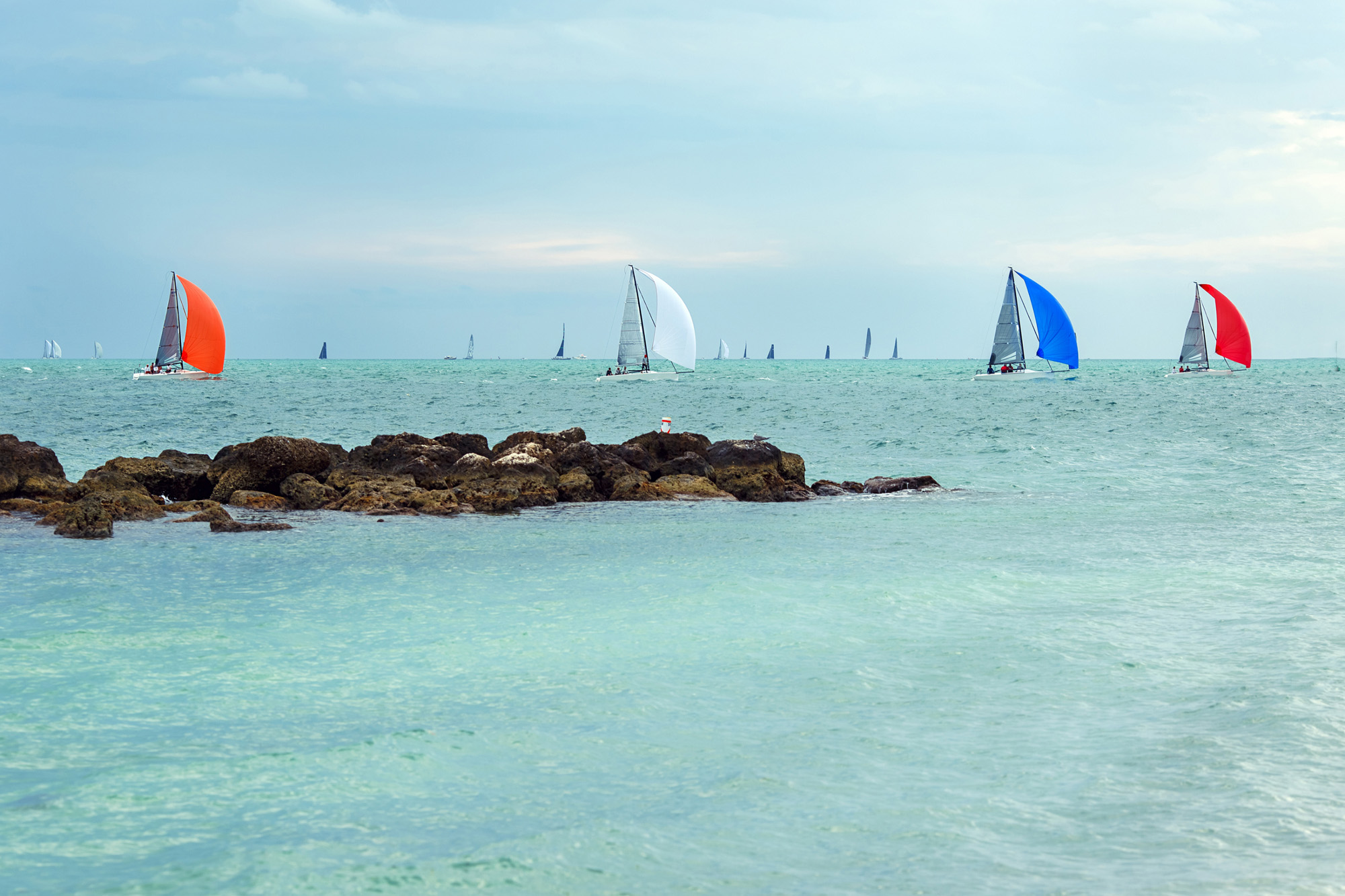Key West Cuba Race Week - The Conch Republic Cup