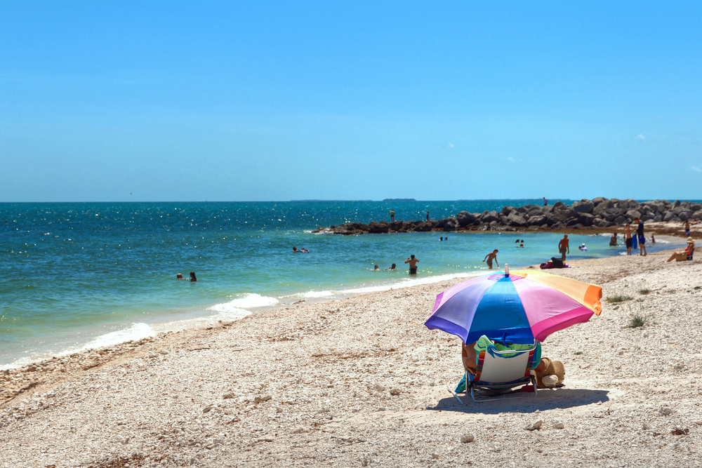 Top 3 Beaches in Key West